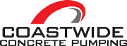 Coastwide Concrete Pumping Logo